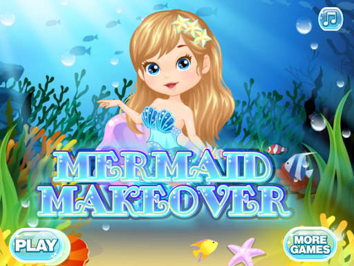 Makeover mermaid