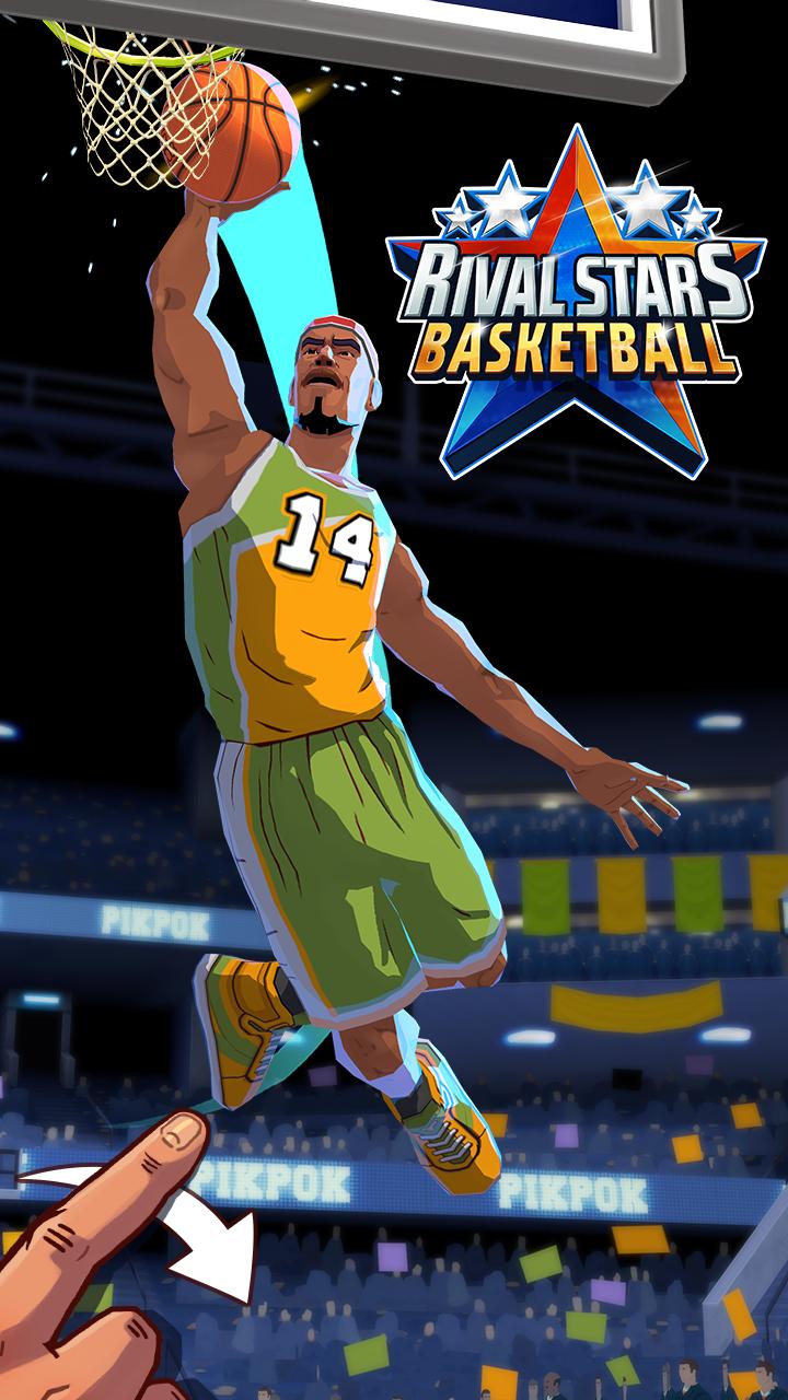 Rival Stars Basketball screenshot #1