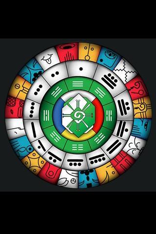 瑪雅人的日曆世界