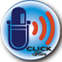 Voice Click(voice-application) icon