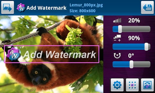 Add Watermark Free - screenshot thumbnail