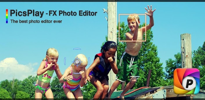 PicsPlay  FX Photo Editor apk