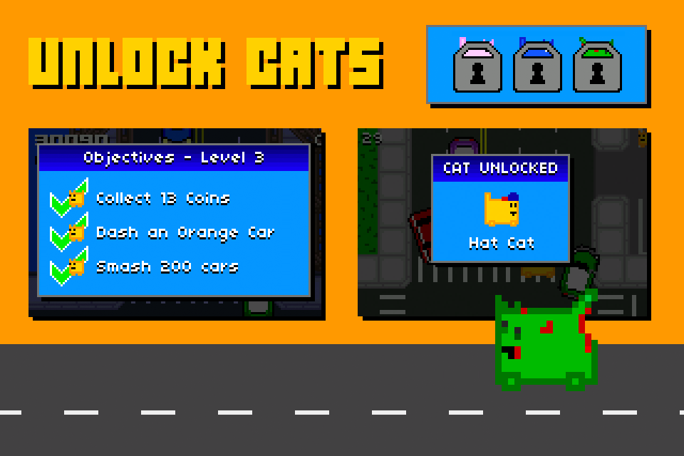 Box Cat - screenshot