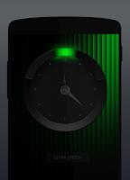 Screenshot of UltraPRO - analog clock widget