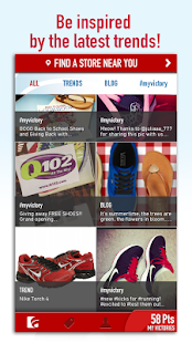 Famous Footwear Mobile - screenshot thumbnail