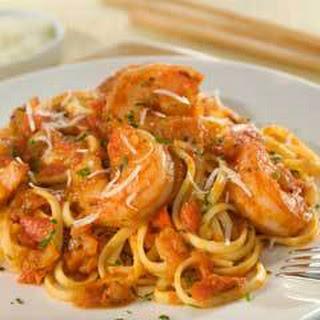 Shrimp Arrabbiata.