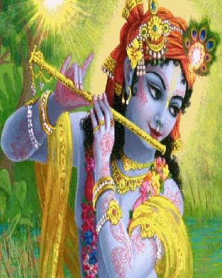 Lord Krishna's Wallpaper