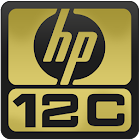 HP 12c Financial Calculator icon