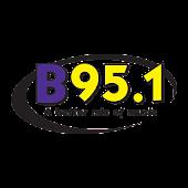 B 95.1