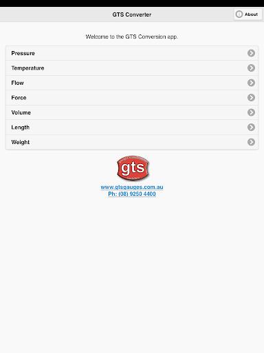 【免費工具App】GTS Converter-APP點子