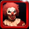 Scary scream prank icon