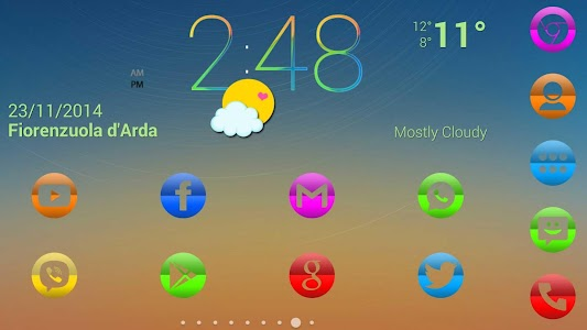 Lollipop Pure - icon pack v1.1