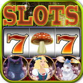 Alice in Magic World - Slots