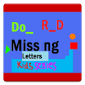 Missing Letters - Lite icon