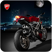Speed 3D DUCATI Racing Moto