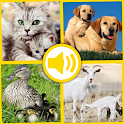 Baby Animal Sound (no ads) icon