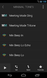 玩生活App|Minimal Ringtones免費|APP試玩
