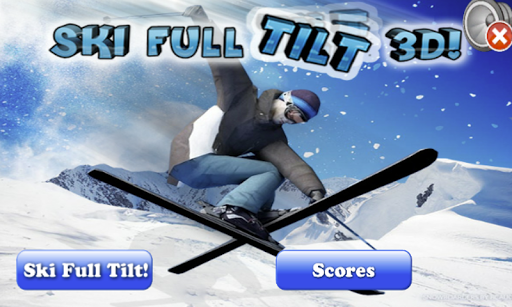 3D Snow Rider