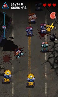 Zombie Smasher - screenshot thumbnail