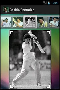 Sachin Tendulkar 100 Centuries- screenshot thumbnail