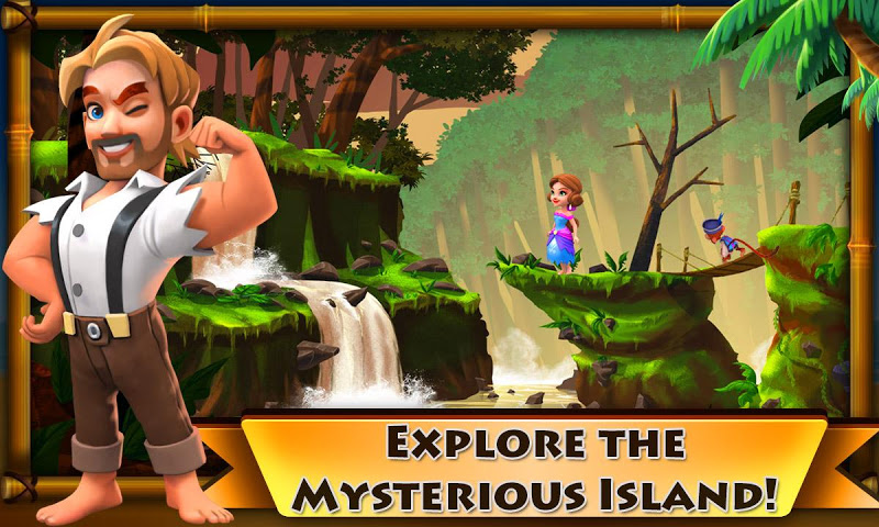 android Shipwrecked: Lost Island Screenshot 10