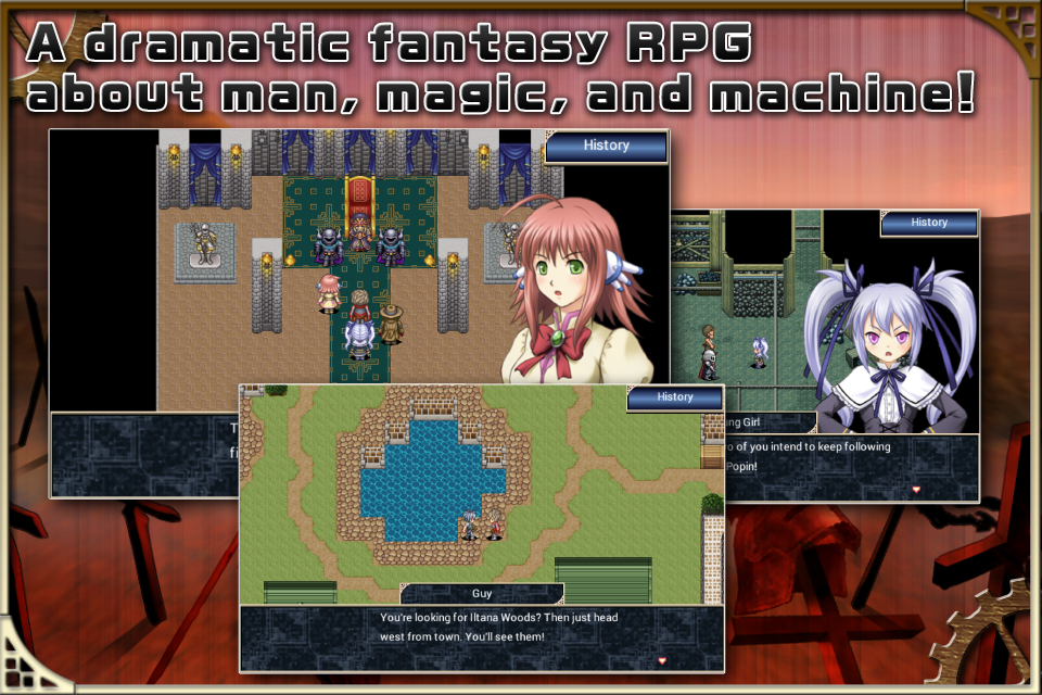 RPG Infinite Dunamis - KEMCO - screenshot