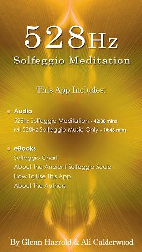 528 Hz Solfeggio Meditation