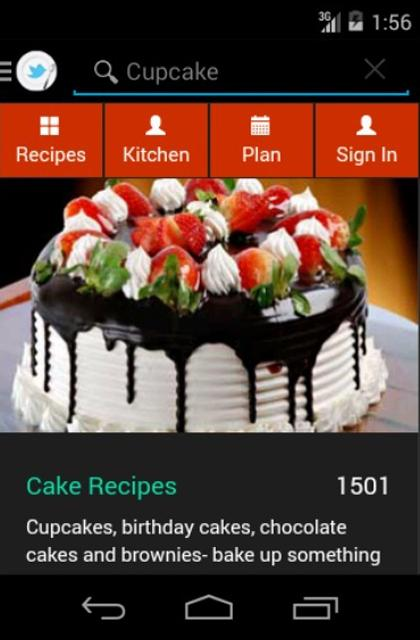 ALLRECIPES Recipes Food- screenshot