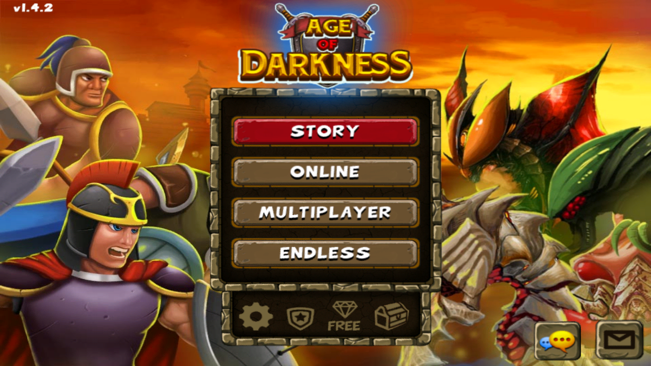 Age of Darkness- screenshot