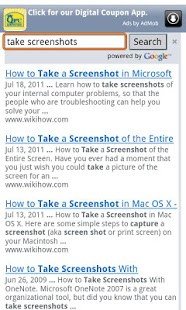 How To - screenshot thumbnail