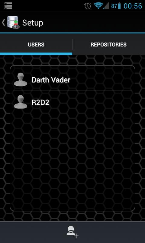 Gidder (beta)- screenshot