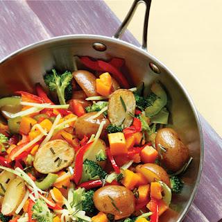 Vegetarian Potato Hash Recipes.