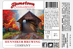 Henniker Hometown Double Brown