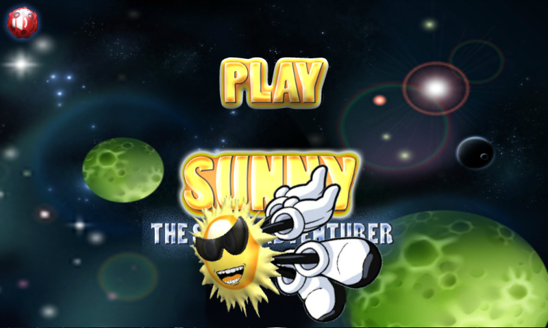 Sunny The Space Adventurer- screenshot