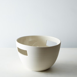 Square Handle Bowl