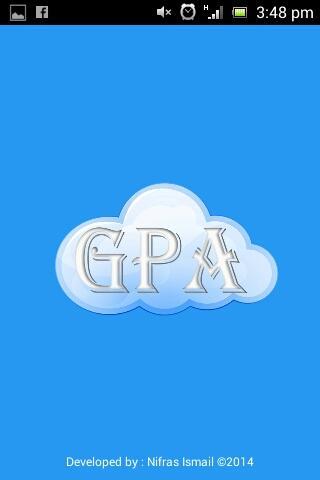 GPAの計算