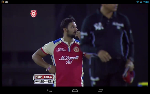 Live Cricket TV - screenshot thumbnail
