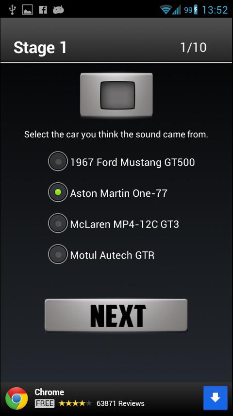 Car Sounds Quiz- screenshot