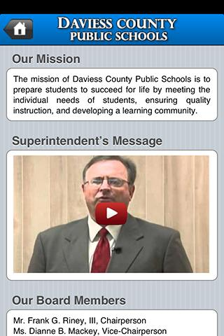 Daviess County Public Schools - screenshot
