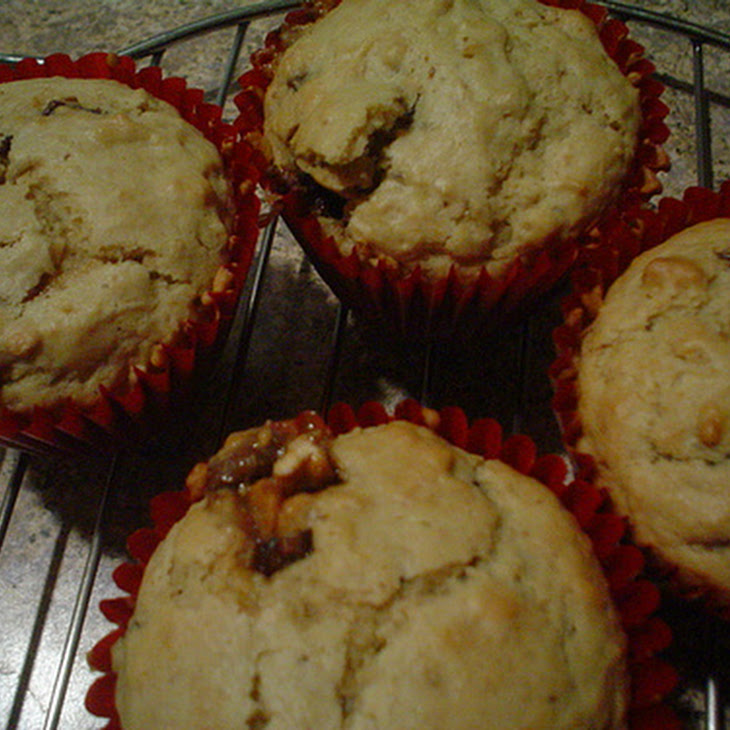 Peanut Butter and Snickers Muffins Recipe