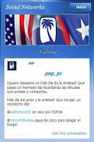 Screenshot of Partido Nuevo Progresista