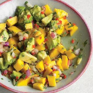 Mango-and-Avocado Salsa