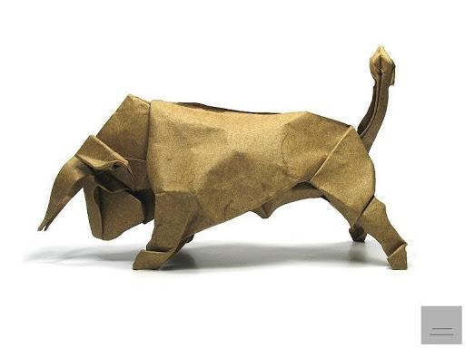 折纸动物高级教学 1