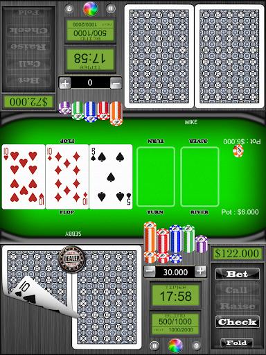 Heads-UP Poker HD