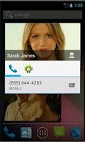 Screenshot of ActivePhoto Widget