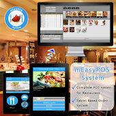 mEasyPOS  Restaurant Menu