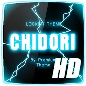ART Chidori HD Theme Go locker