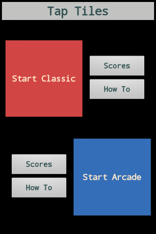 Tap Tiles - screenshot