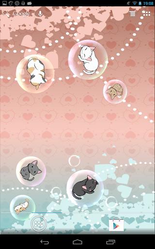 無料娱乐Appのねこバブルライブ壁紙|記事Game