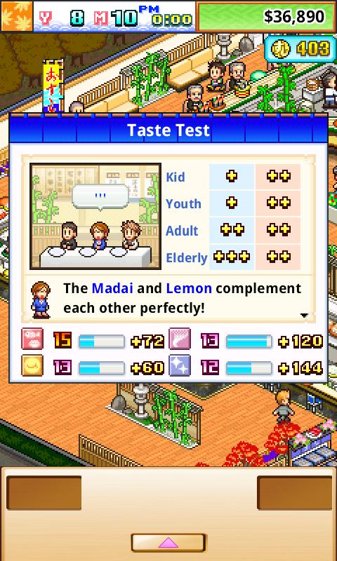 The Sushi Spinnery screenshot #6